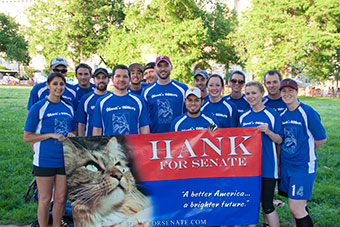 Hank's Hitters Softball Team